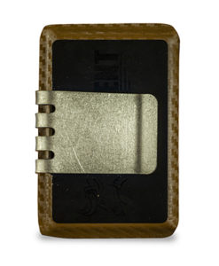 HELL-BENT® 2.5 Complete Wallet Coyote Tan Raw Clip